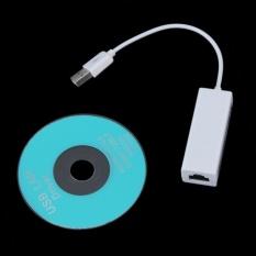 Seeedmall USB 2.0 untuk RJ45 Ethernet LAN Adaptor Jaringan DongleConnector 10/100 Mbps Saham Menawarkan-Intl