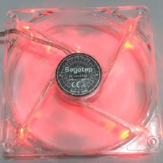 Beli Segotep Fan Casing Yf 12 12Cm Red Led Hydro Bearing Segotep Asli