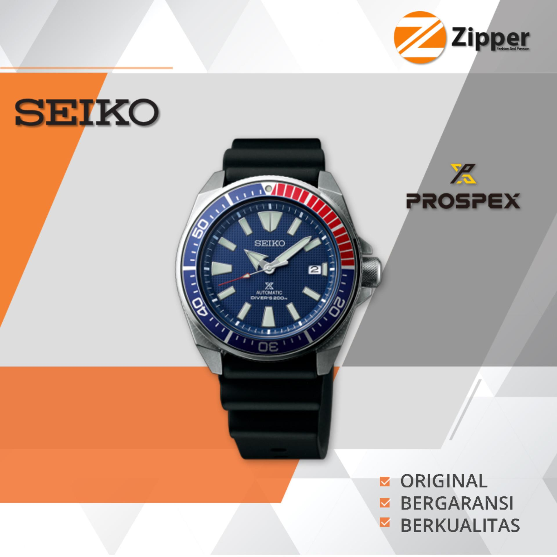Toko Promo Seiko Prospex Sea Jam Tangan Pria Automatic Divers 200M Srpb Series Online Terpercaya
