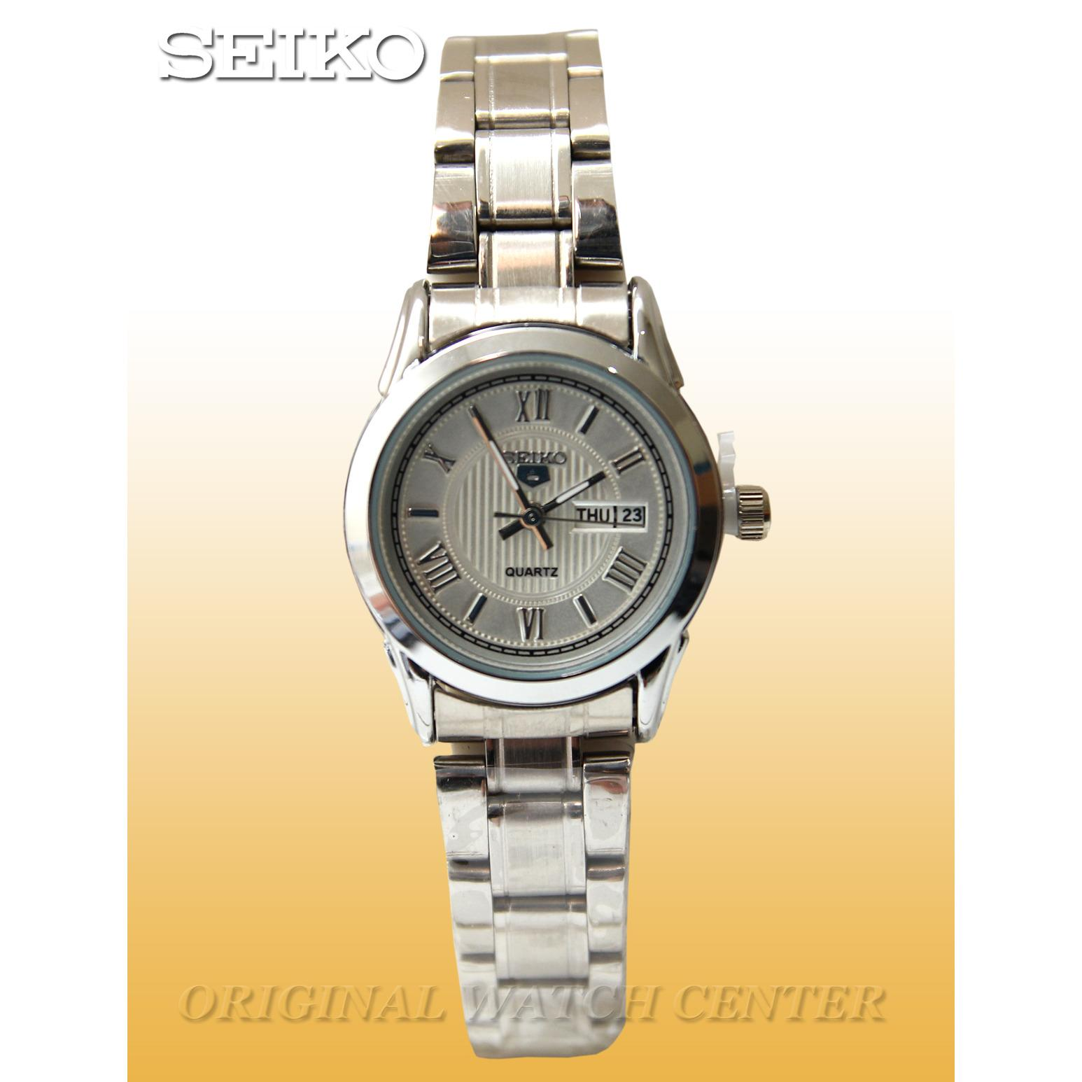 Seiko Presage Automatic Jam Tangan Tali Stainless Steel Silver Rose Ssa303j1 Reserve Indicator Ssa303 Pria Wanita Ds Business Swiss Army Lazadaco