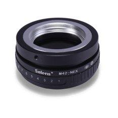 Jual Selens M42 Dipasang Lensa 7 6 Untuk Sony Nex Nex 6L Nex 5T Nex 5R Nex 5 Malam Nex Ke F3 Nex F3K Nex C3 Pergeseran Kemiringan Cincin Adaptor Online Di Tiongkok