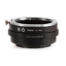Toko Selens Logam Cincin Adaptor Lensa For Sony Af Gunung For Sony Nex 6 Nex 7 Nex 5 Malam Kamera Tiongkok