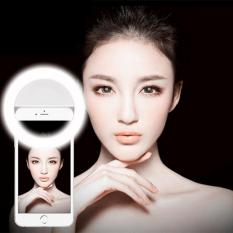 Rimas Selfie Spotlight LED Flash Lamp Phone Ring - Lampu Ring Cincin Bulat LED Teran Lampu Selfie Foto Berkualitas