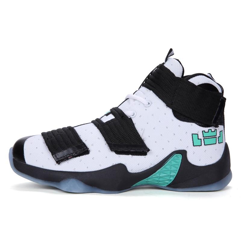 Toko Jual S*m*n Sepatu Basket Pria Olahraga Musim Dingin Sepatu Sepatu Wanita Pasangan Ringan Breathable Skid Tahan Tinggi Boots Intl