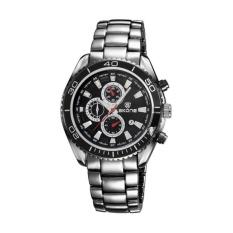 Sengshen Ormano-jam Tangan Wanita-Pink-Watches Luxury Brand QUARTZ Watch BlackMilitary Shock Resistant Sport Jam Tangan S Masculinos Jam Baru (HITAM) -Int'l-Intl