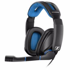 Sennheiser Gaming Headset Gsp300 For Pc Mac Ps4 Black Sennheiser Diskon 50