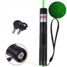 Senter Laser Hijau Jarak Jauh Laser Pointer Rechargebel Terbaru