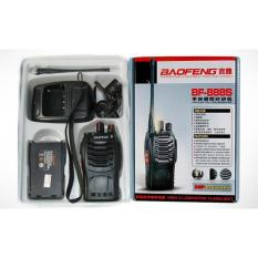 Beli Sepasang Radio Ht Handy Talky Walkie Talkie Baofeng Bf 888S Headset Murah Jawa Barat