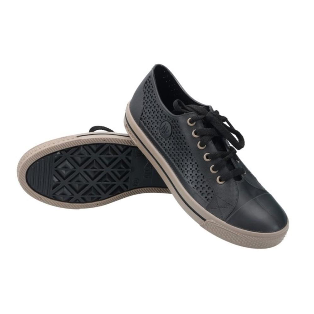 Sepatu APstar AP Star Sepatu Pria Wanita By Ap Boots Karet PVC Waterproof Coklat Sepatu Santai kantor unisex