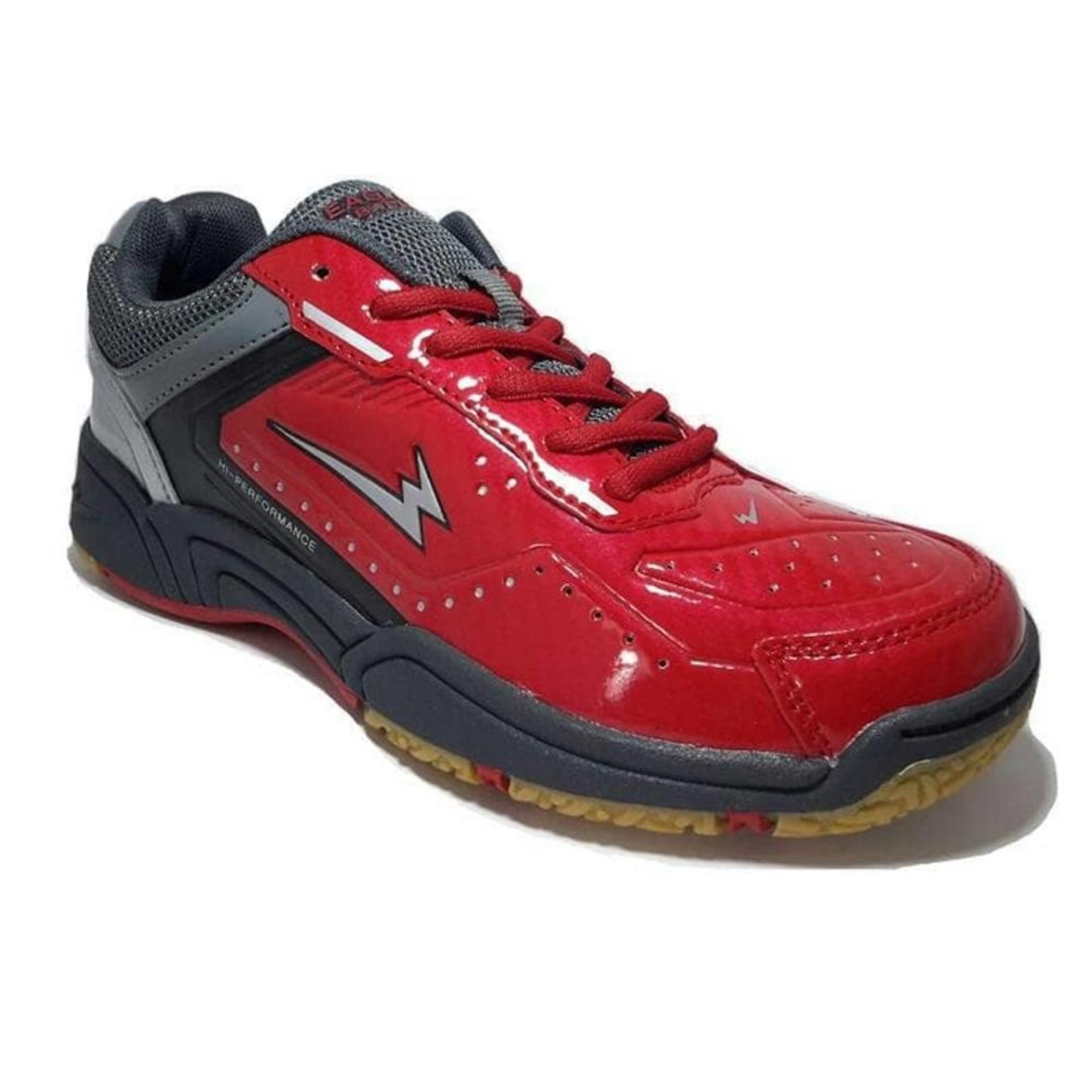 Sepatu badminton eagle premiere sepatu olahraga badminton eagle pria sepatu pria eagle sepatu eagle premier