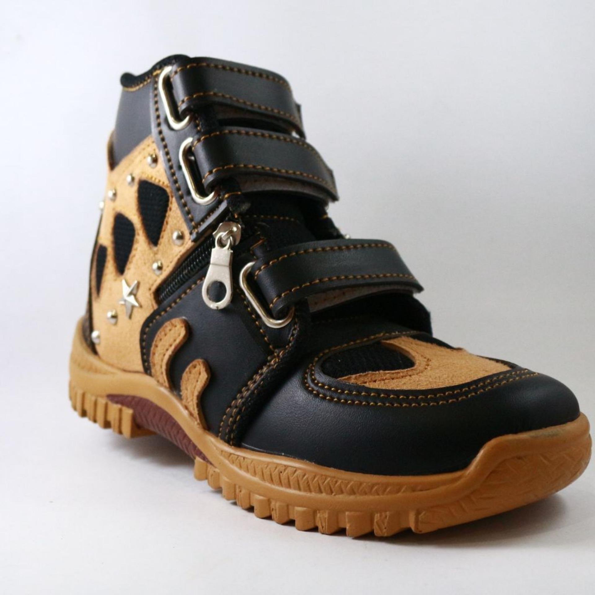 Beli Sepatu Boot Anak Cowo Keren Kredit