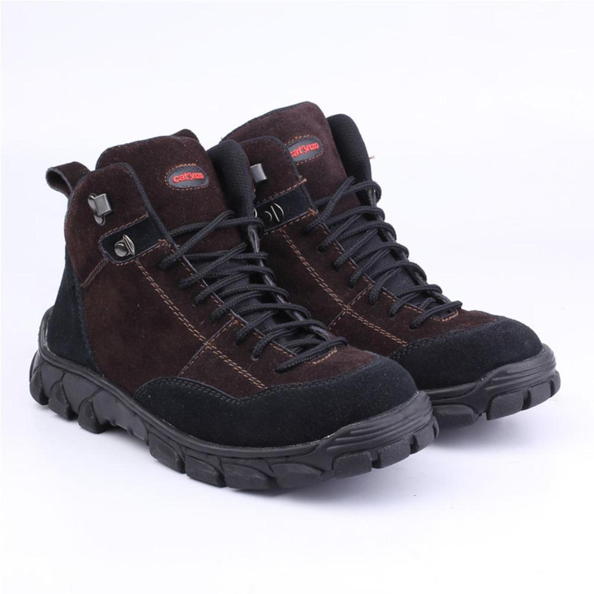 Daftar Harga Jual Sepatu Gunung Bandung Termurah 2018 Pria Kasual Sneaker Boot Rr 023 Cowok Kulit