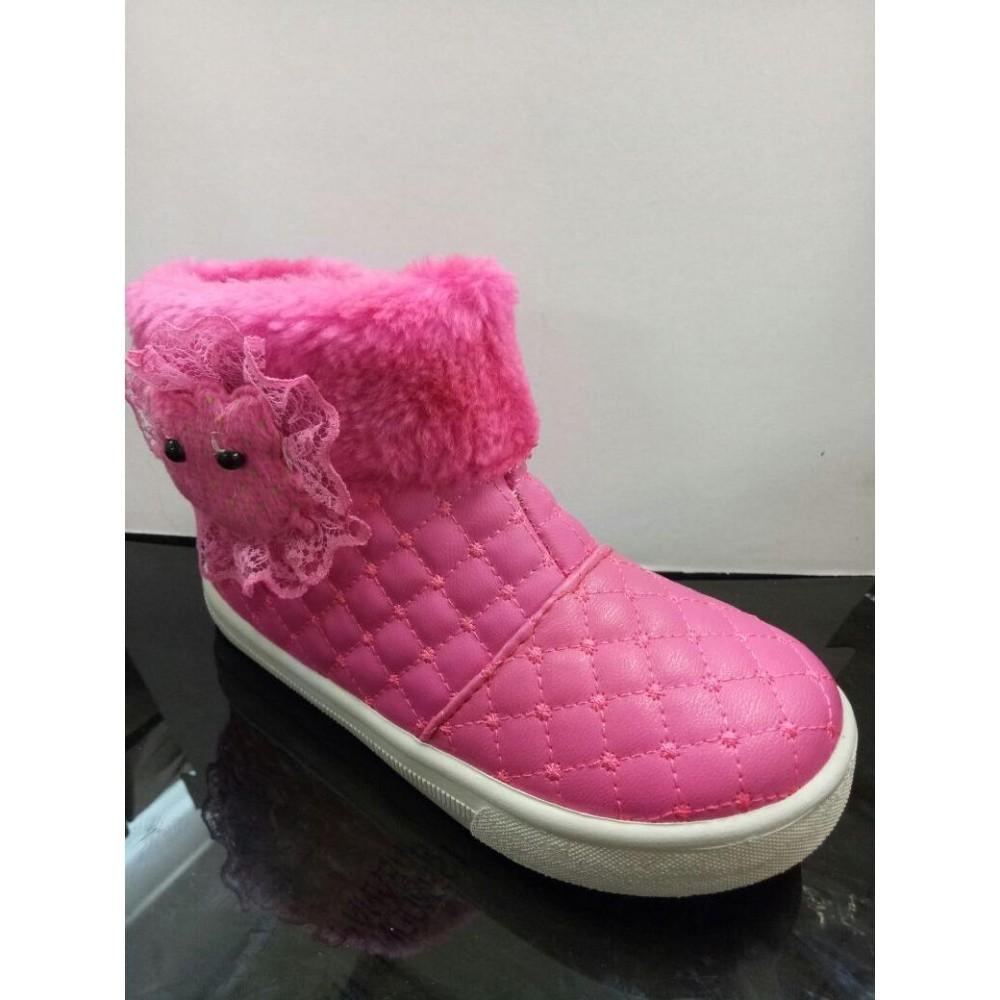 Jual Sepatu Boots Anak Hello Kitty Termurah