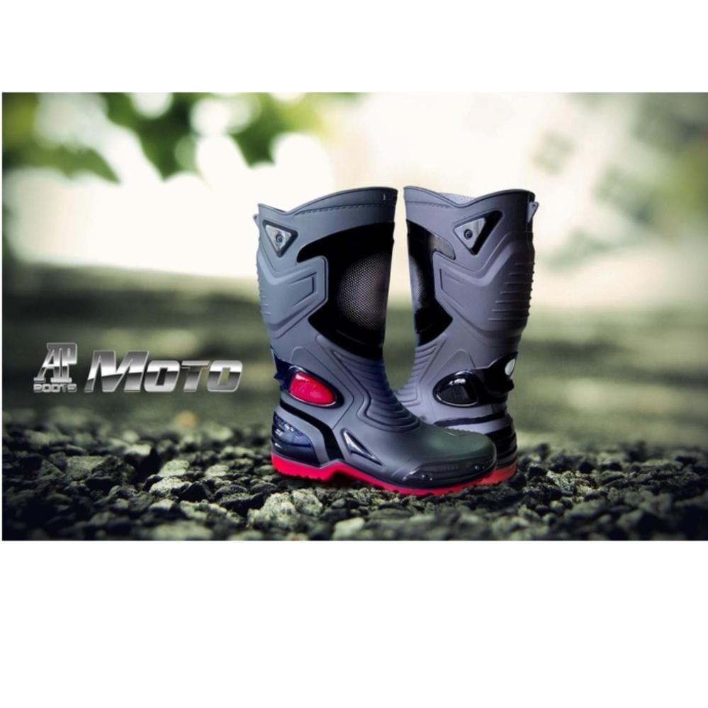 Iklan Sepatu Boots Biker Motor Merek Ap Boot Moto 3