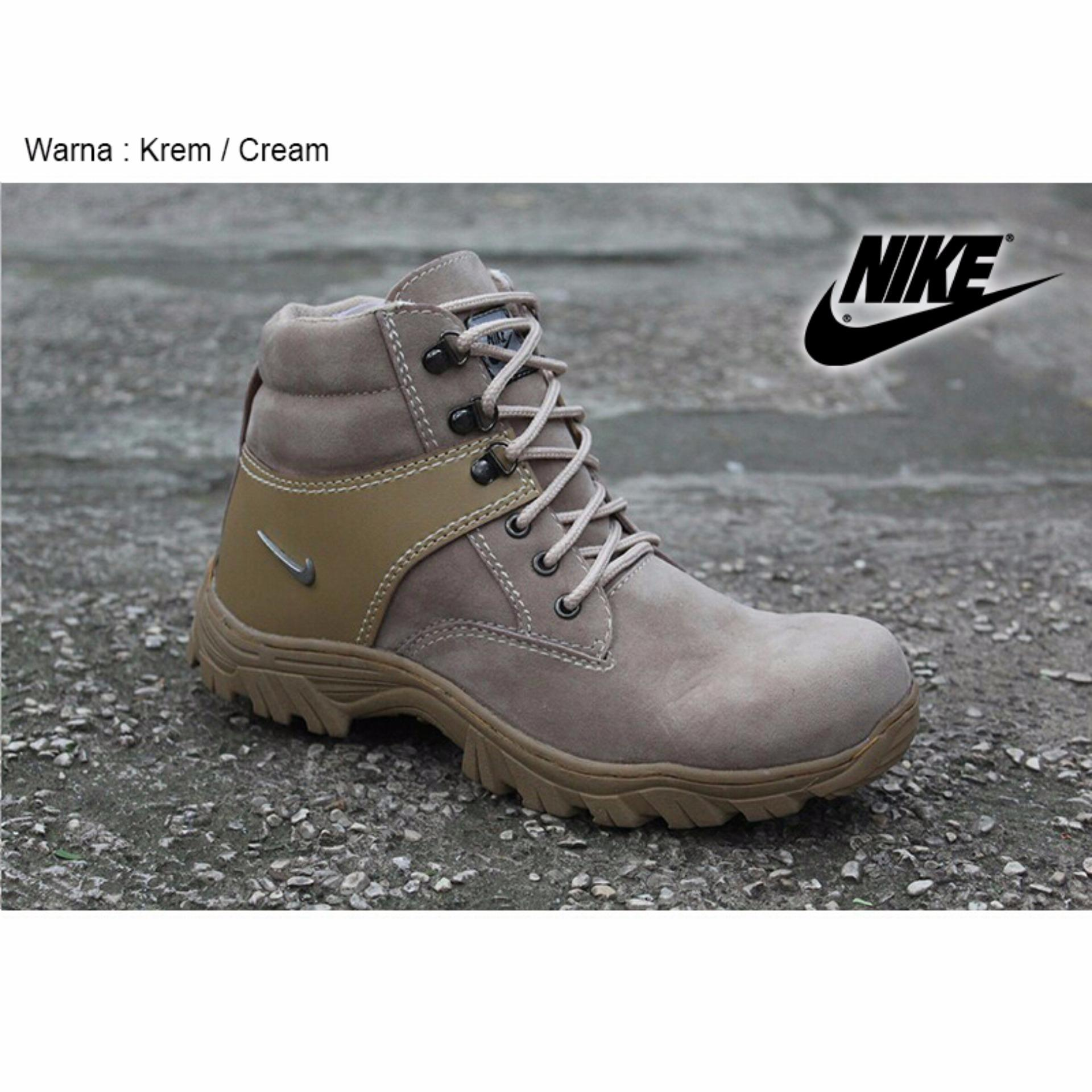 Spesifikasi Sepatu Boots Pria Kenzie Safety Shoes Dan Harganya