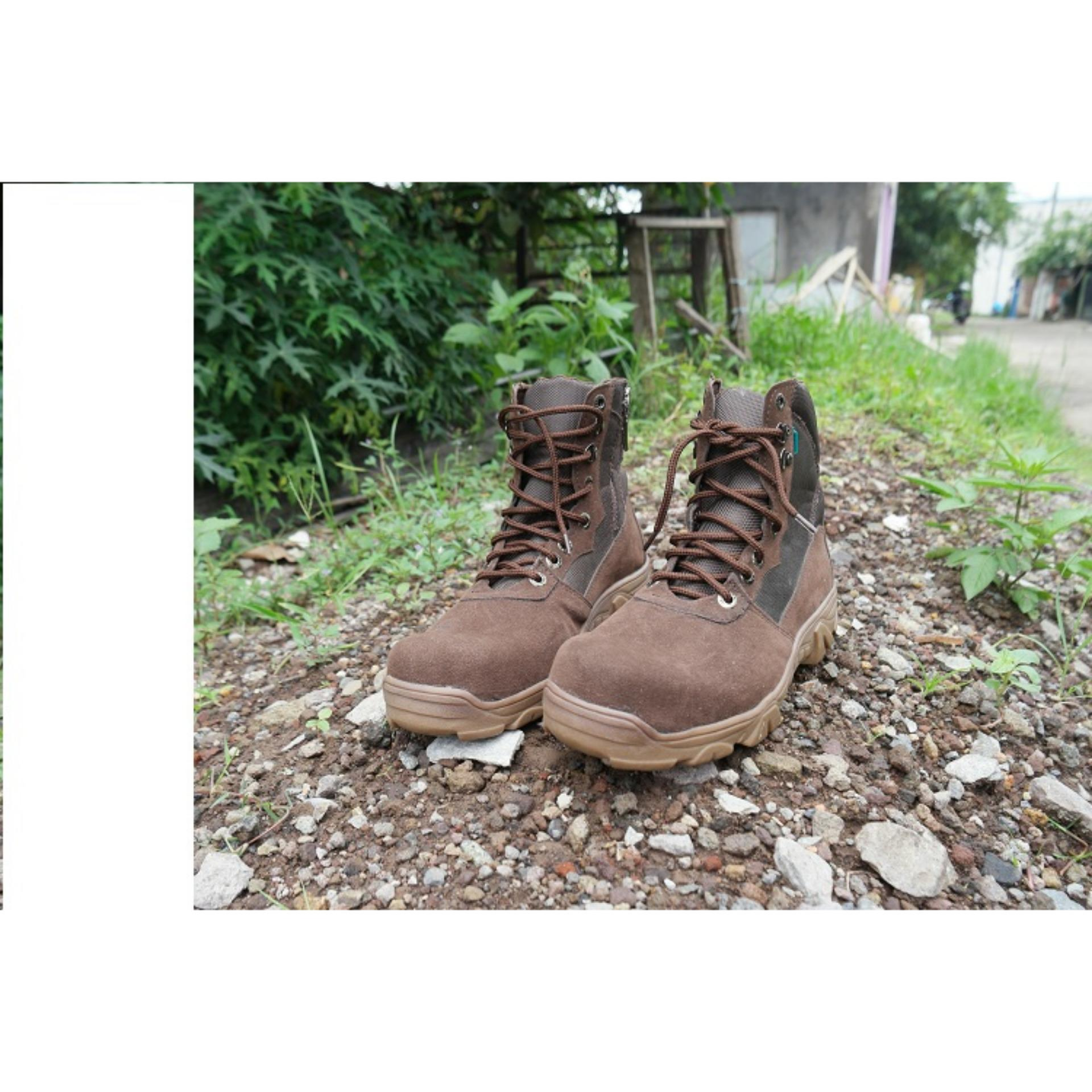 SEpatu boots safety Arboo
