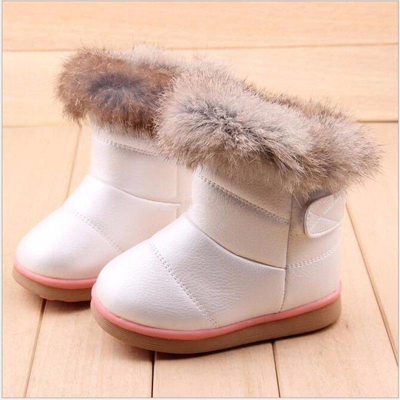 "Sepatu Bot Salju Musim Dingin Bulu Kelinci Bandung Photo: ""Perempuan-Internasional"