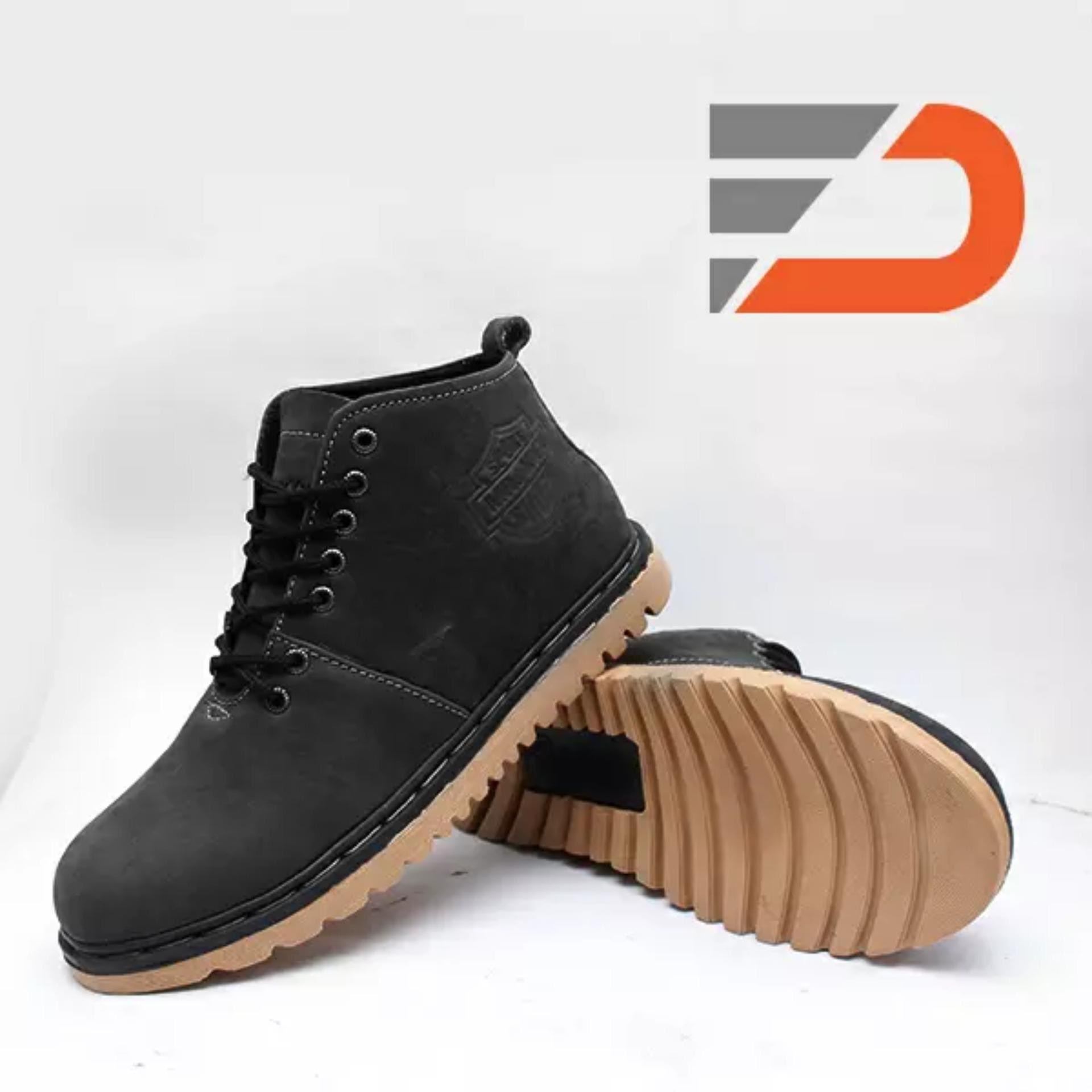 Promo Sepatu Casual Bahan Kulit Sapi Fdw 14 Sepatu Pria Casual Terbaru