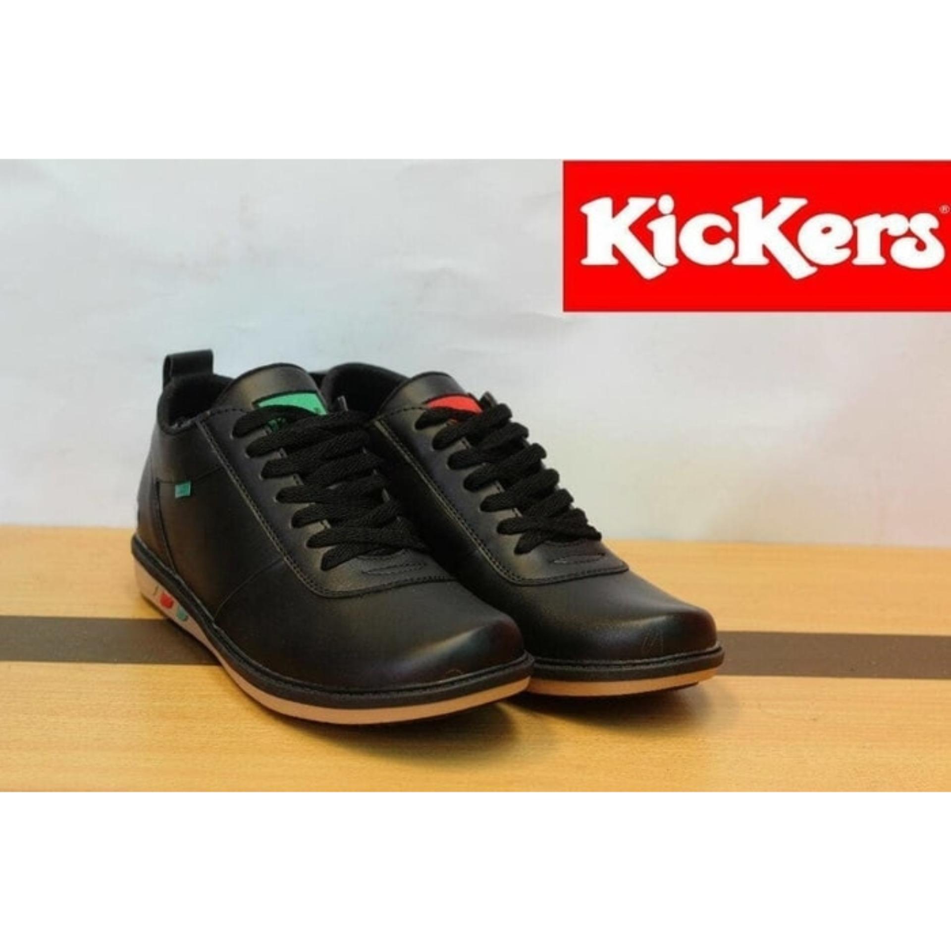 Distro Bandung Vr 339 Sepatu Sneakers Dan Kasual Wanita Hitam 284 Kets Casual Olahraga Putih Pria Kickers Chapra Kulit Asli Free Kaos Kaki