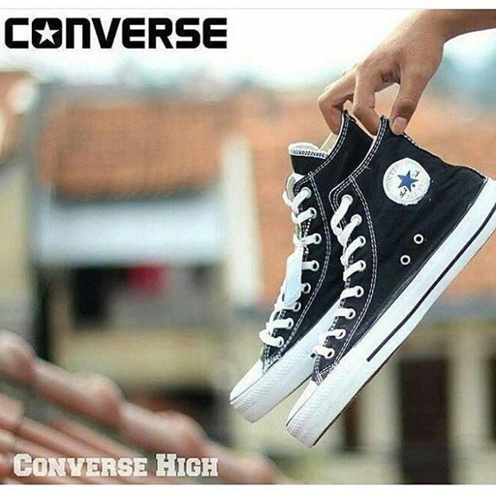 Sepatu Converse All Star High Tinggi - Cljecg
