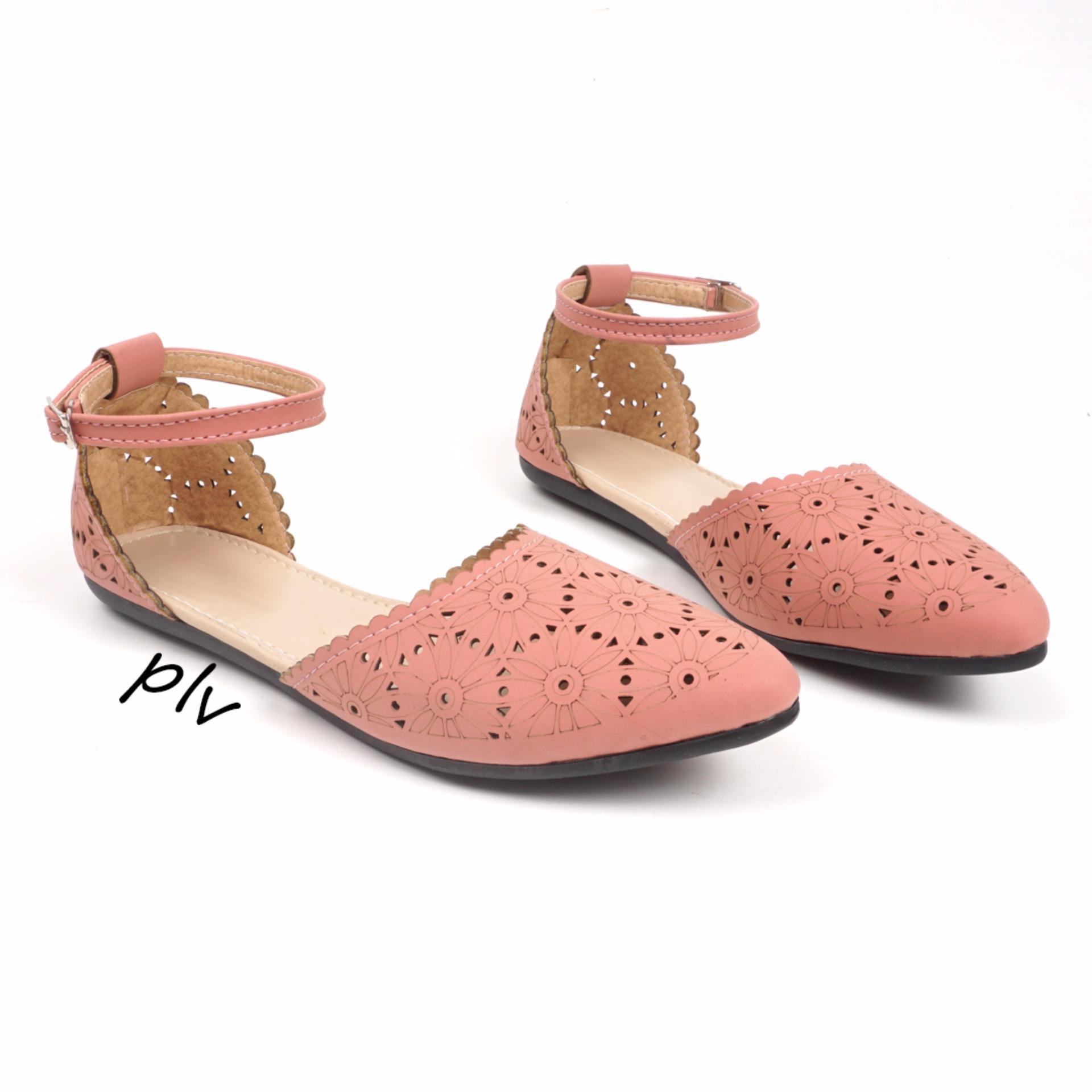 Nana Blanche Sabina Sepatu Flat Premium Sepatu Kerja Wanita 1155 Source Lynn Phantofel Sepatu Kerja.