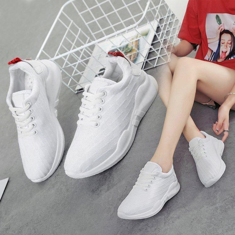 Sepatu Kasual Wanita Sepatu Lari Sepatu Olahraga Intl Di Tiongkok