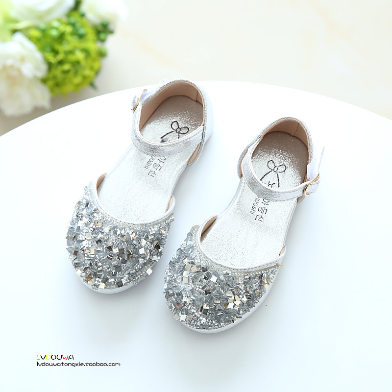 Toko Korea Fashion Style Musim Semi Dan Musim Panas Baru Baobao Sepatu Anak Perempuan Sepatu Sepatu Terdekat