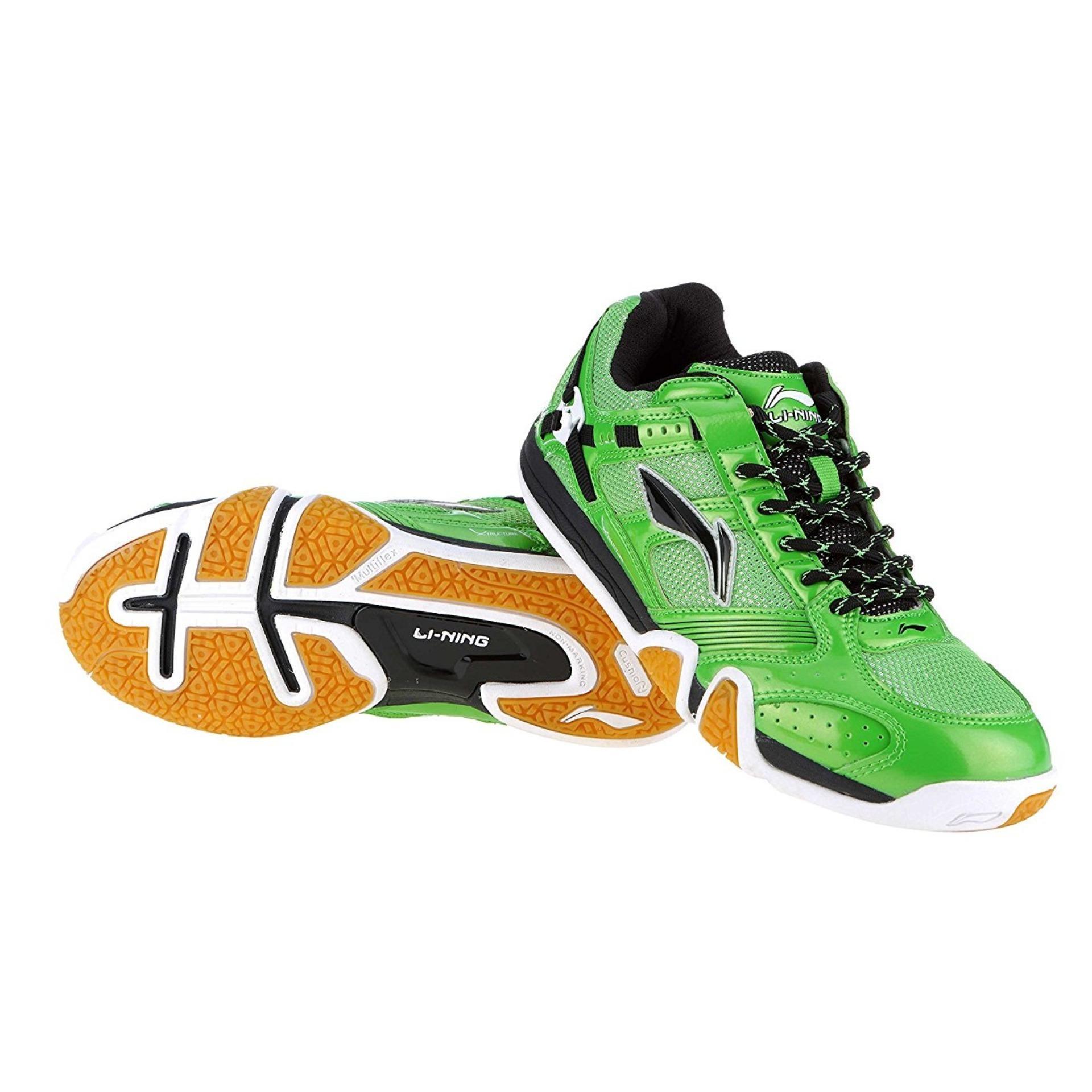 Cara Beli Sepatu Li Ning Saga Shine Aytk069 Badminton Shoes Murah Diskon Obral Sale Jual Perlengkapan Bulutangkis Adha Sport