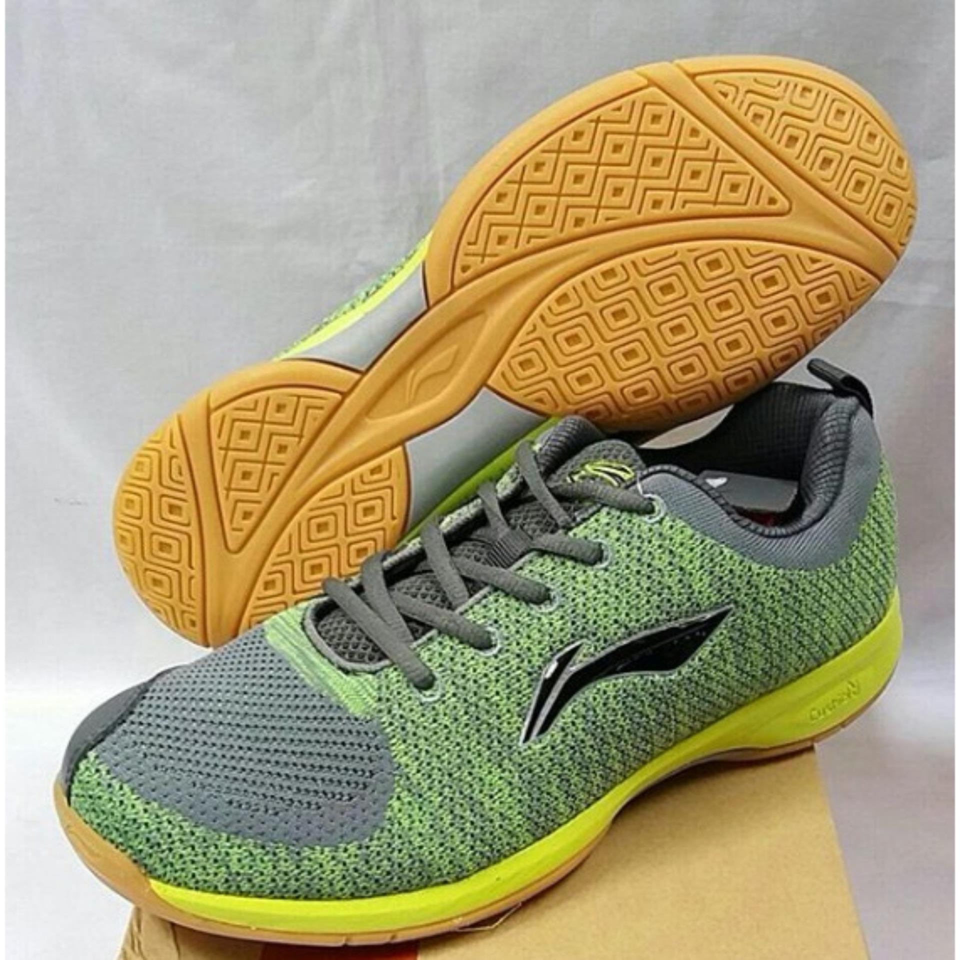 SEPATU LI-NING STAR BOLT AYTM053 ORIGINAL BADMINTON SHOES ADHA SPORT