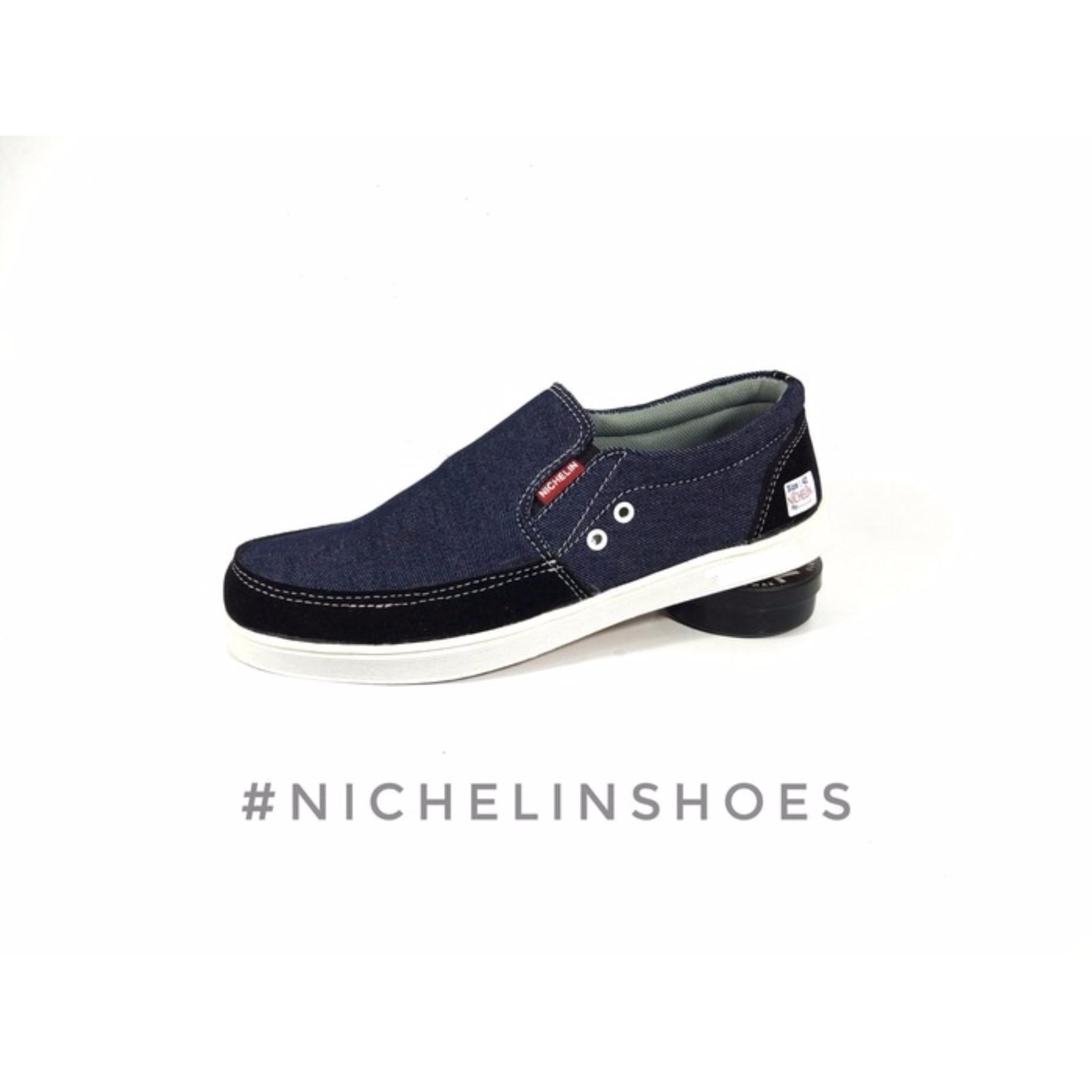 Harga Sepatu Nichelinshoes Nc 10 Sepatu Casual Sepatu Formal Sepatu Santai Sepatu Kerja Online Indonesia