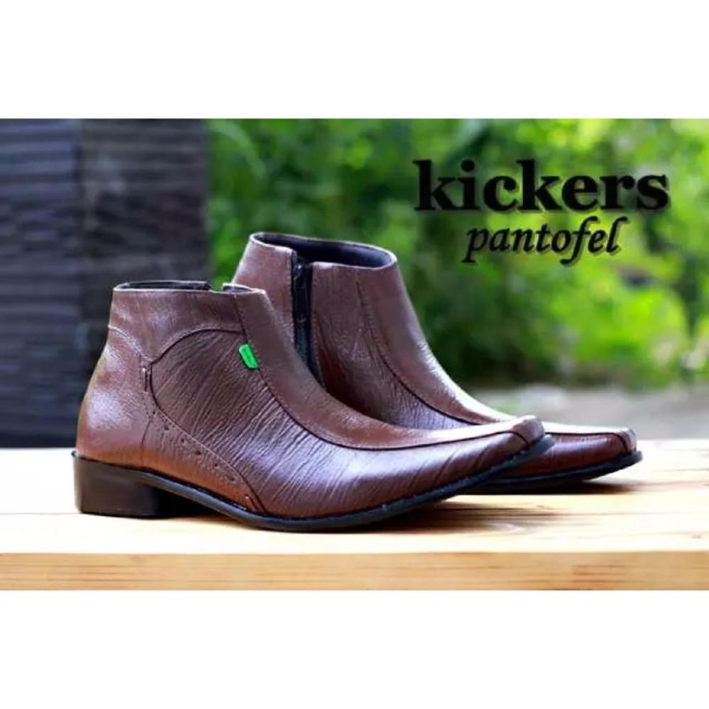 Sepatu Kickers Milano Darkbrown - daftar harga Produk Terhangat Di ... 8f28961e90