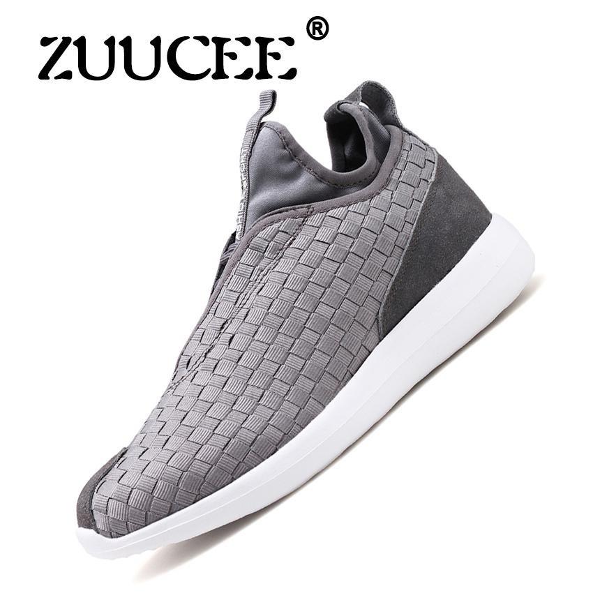 Spesifikasi Sepatu Pria Sepatu Korea Fashion Sepatu Kasual Sepatu Musim Semi Sepatu Sepatu Pria Sepatu Sepatu Abu Abu Intl Baru