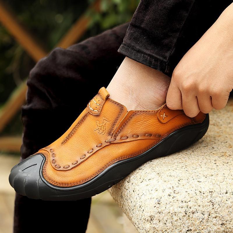 Ulasan Sepatu Pria Sepatu Kulit Pria Kualitas Tinggi Sepatu Sepatu Kasual Sepatu Luar Ruangan Pria Kulit Asli Sepatu Bisnis Bekerja Sepatu Kasual Sepatu Kolam Sepatu Kerja Intl