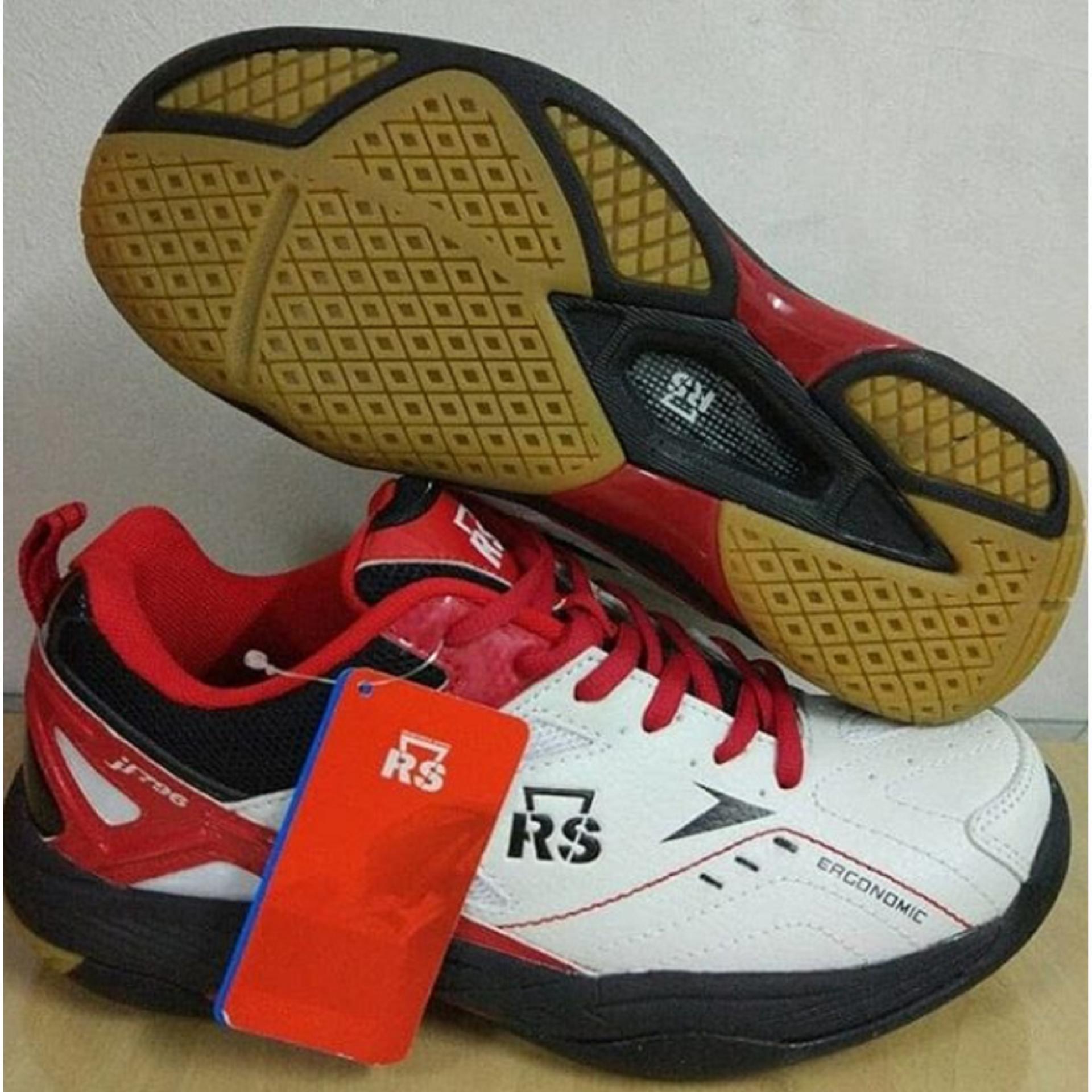 Harga Sepatu Rs Jf796 Badminton Shoes Jual Perlengkapan Bulutangkis Adha Sport Store Termahal