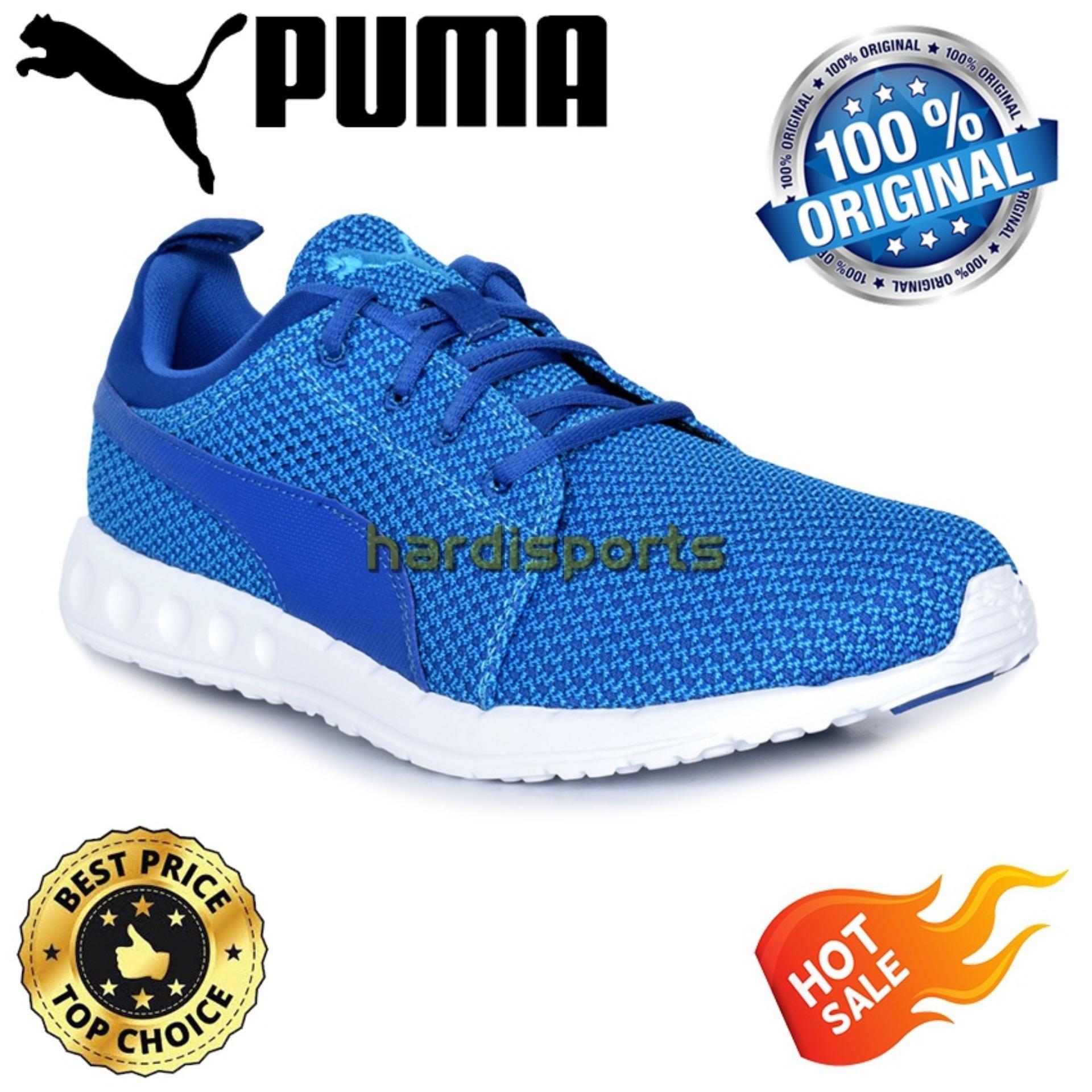 Harga Sepatu Running Puma Carson Knitted Murah