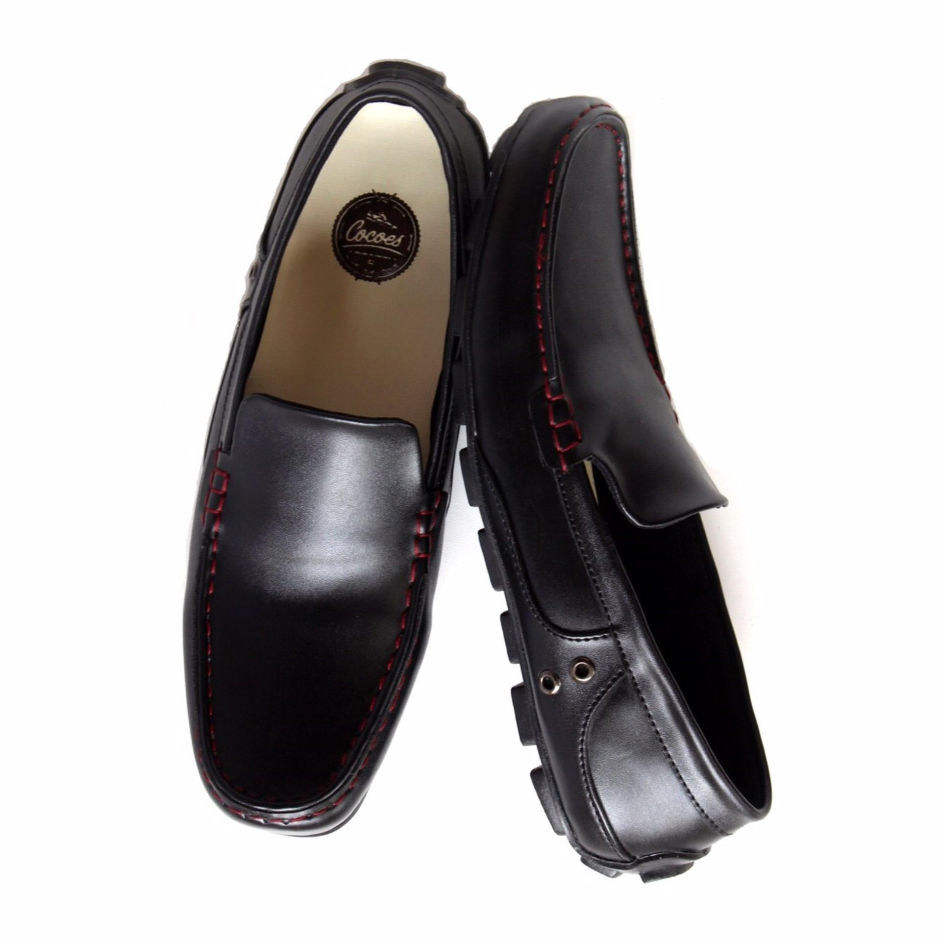 Spesifikasi Sepatu Slip On Cocoes Attore Beserta Harganya