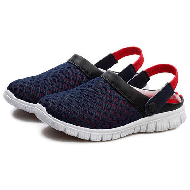 Toko Jual Sepatu Slip On Santai Pria Size 38 Red