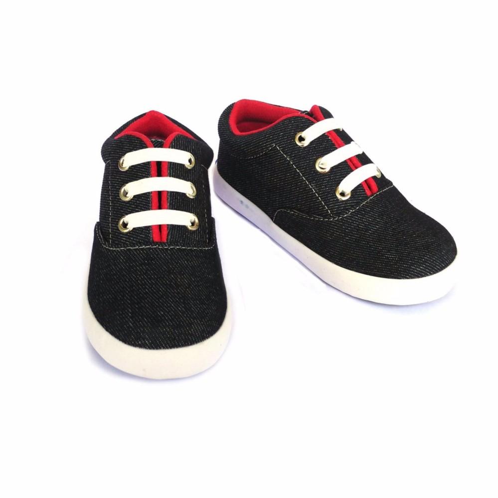 Bsm Soga Bhn 448 Sepatu Boots Anak Laki Syntetic Keren Tan Garucci Gda 9070 Casual Sintetis Hitam Sneaker Trendy Stylist Jeans Denim