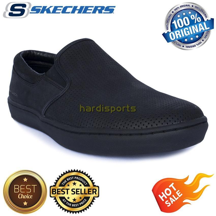 Review Sepatu Sneaker Casual Skechers Mark Nason Landfair Skechers Di Banten