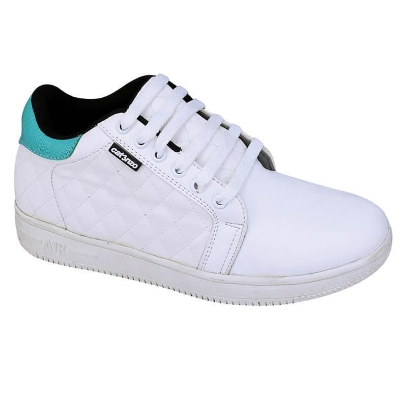 Spesifikasi Sepatu Sneakers Kets Wanita Catenzo Ir 059 Putih Sintetis Dan Harganya