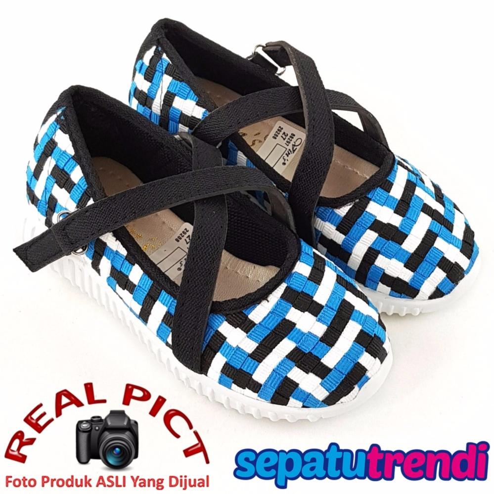 Beli Sepatu Trendi Sepatu Anak Perempuan Vt03 Biru Online