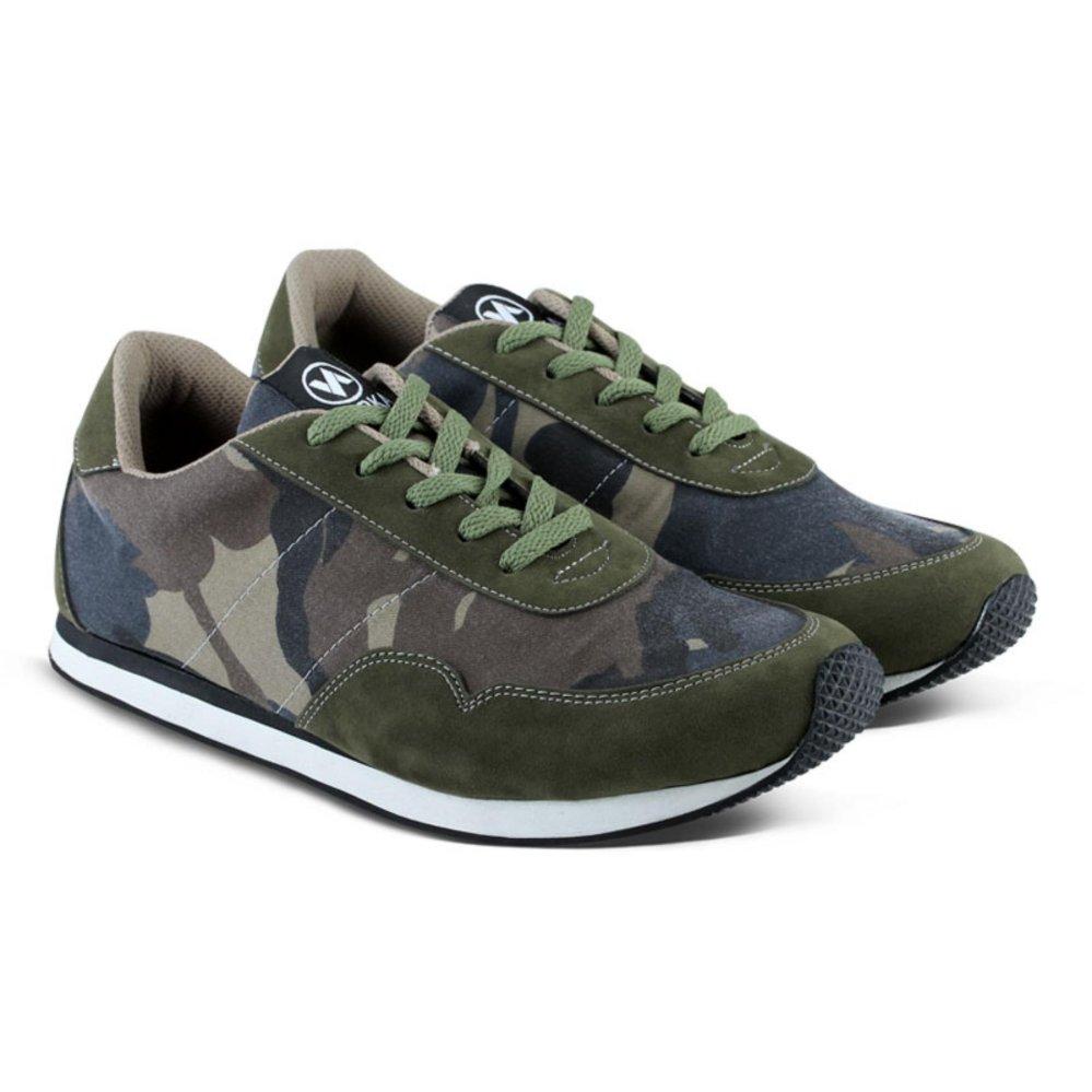 Harga Sepatu Vdb 432 Sepatu Sneakers Kets Dan Kasual Anak Bisa Untuk Sekolah Dan Olahraga Army Varka Baru