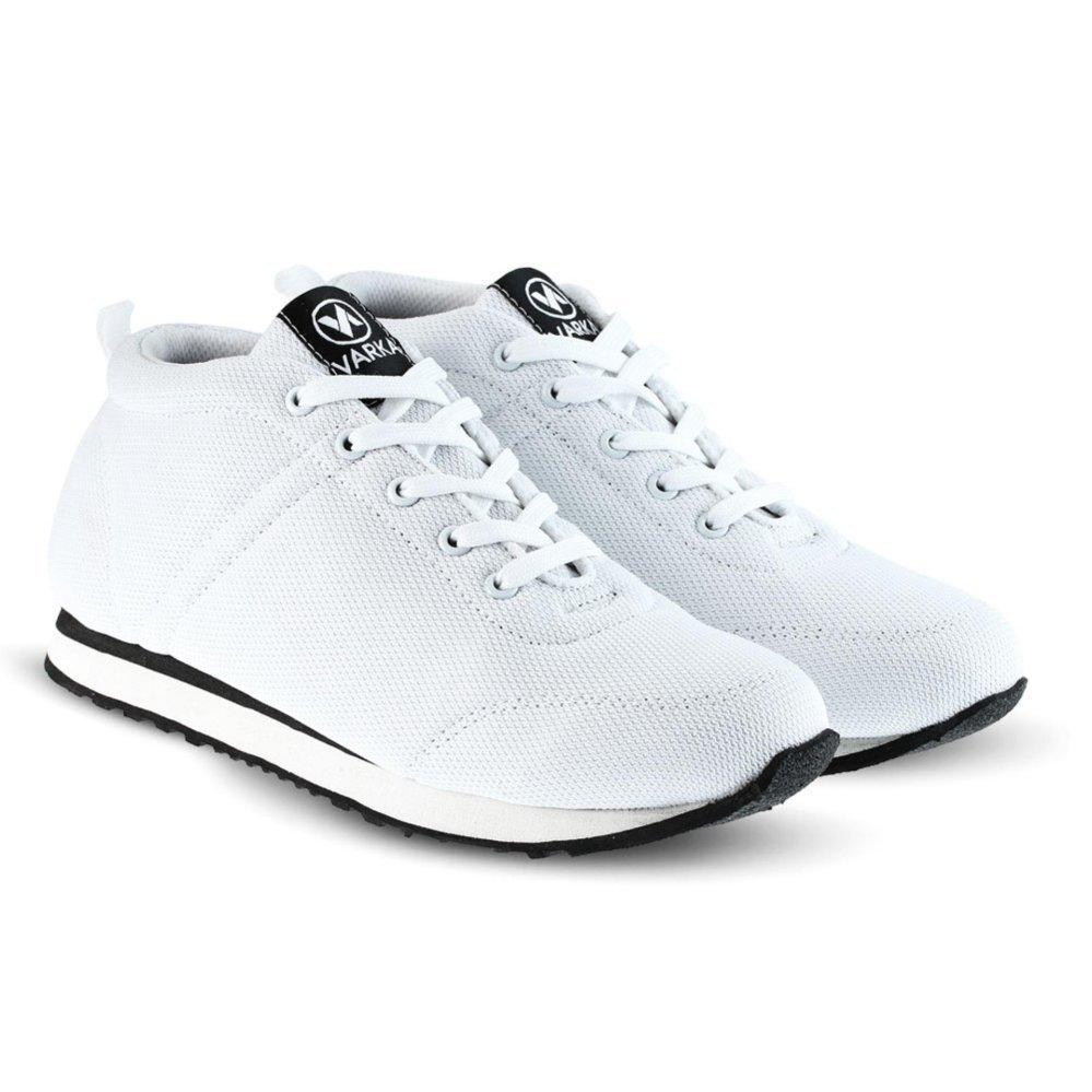Sepatu VDB 440 Sepatu Sneakers Kets dan Kasual Anak bisa untuk Sekolah dan Olahraga - Putih