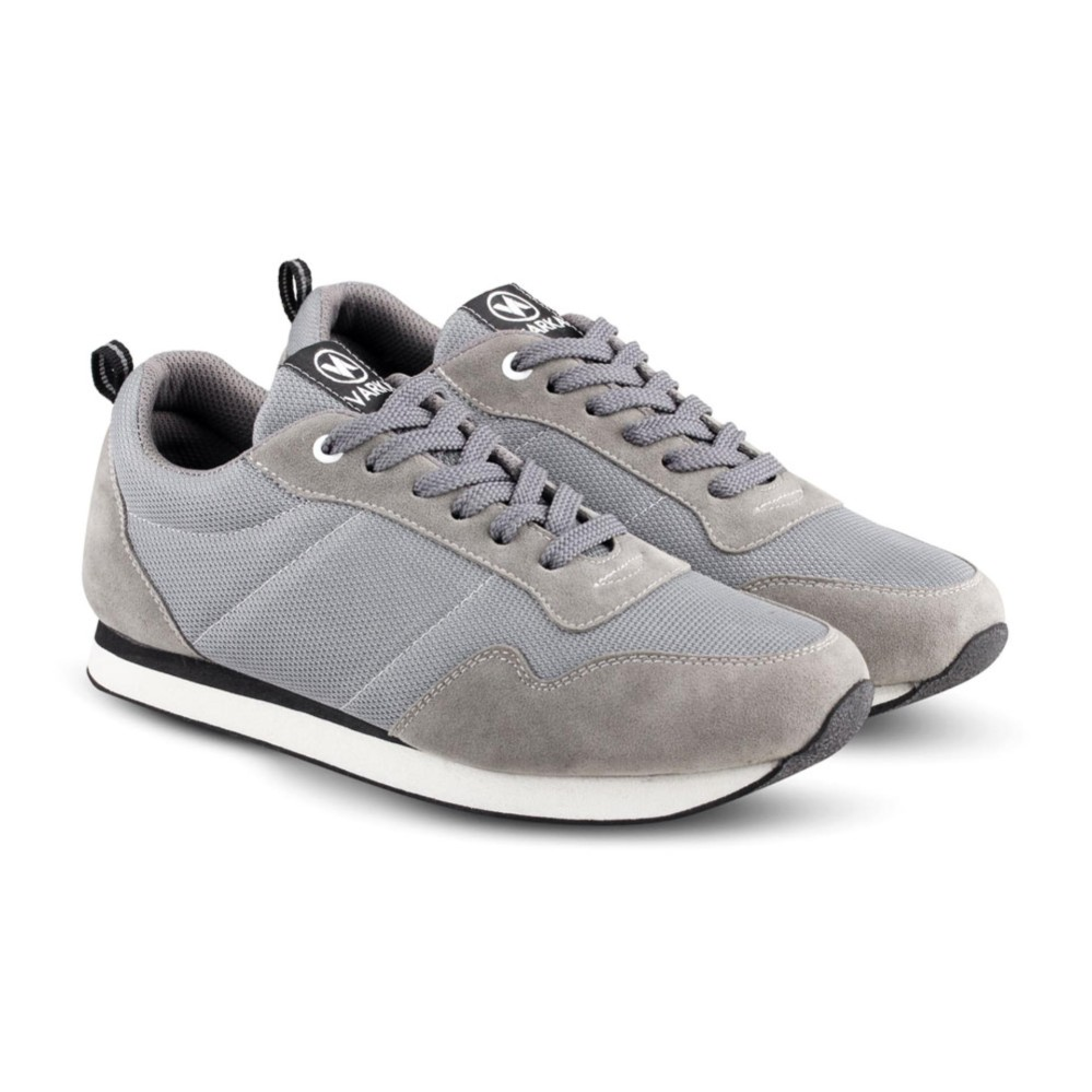 Beli Sepatu Vr 365 Sepatu Sneakers Dan Kasual Pria Bisa Untuk Olahraga Lari Joging Abu Terbaru
