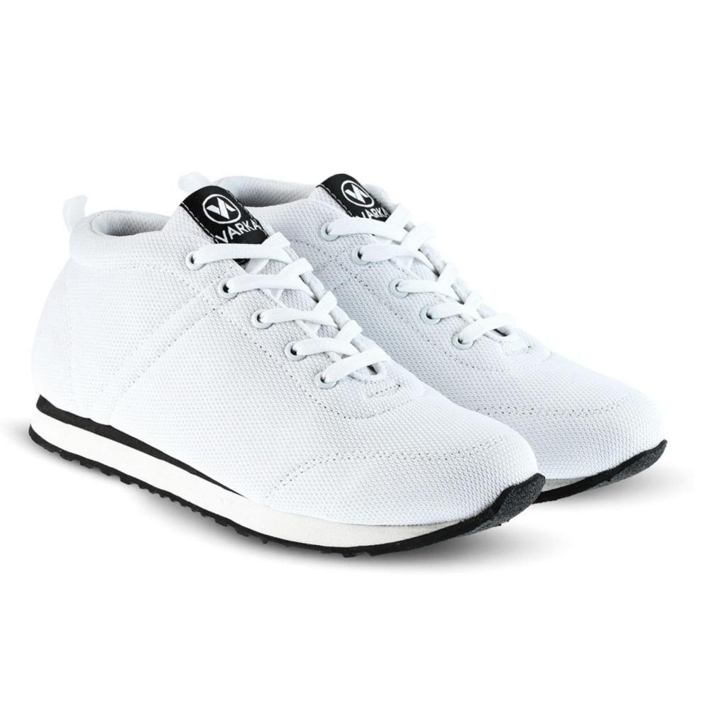Sepatu VR 423 Sepatu Sneakers Kets dan Kasual Pria bisa untuk olahraga lari joging santai - Putih