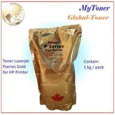 SERBUK / BUBUK Toner REFILL Laserjet Printer HP Pseries Gold P2015 53A