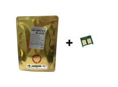 Serbuk Toner Laserjet HP 1025 BLACK + Chip Japan (CE310)