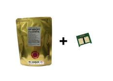 Serbuk Toner Laserjet HP 1025 MAGENTA + Chip Japan (CE313)