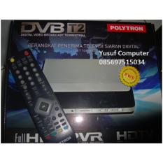 Set Top Box dan Media Player Polytron PDV500T2 TV Digital