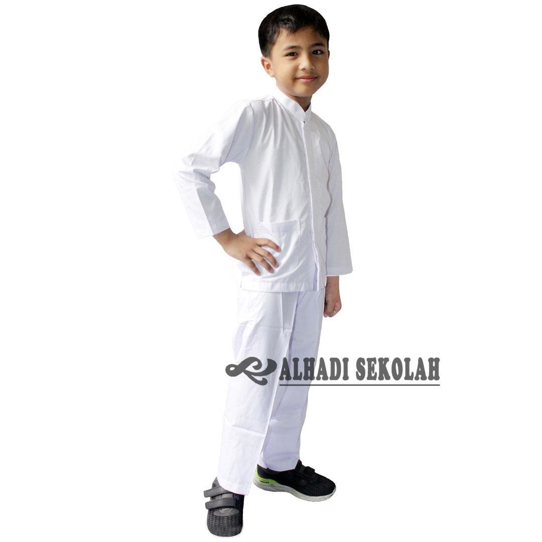 Setelan Koko Anak , UKURAN 8 s/d 16. Baju Koko Anak Laki-Laki (SKL001-01)
